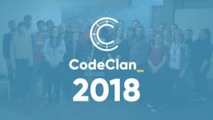 CodeClan team photo in 2018