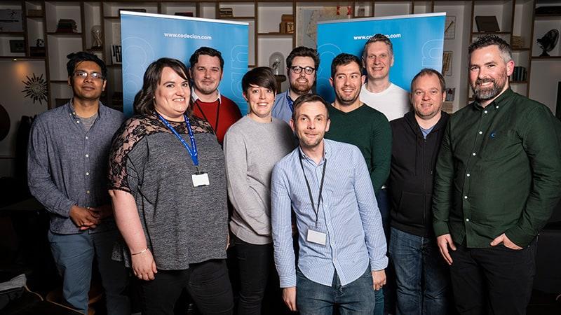 The CodeClan Glasgow team