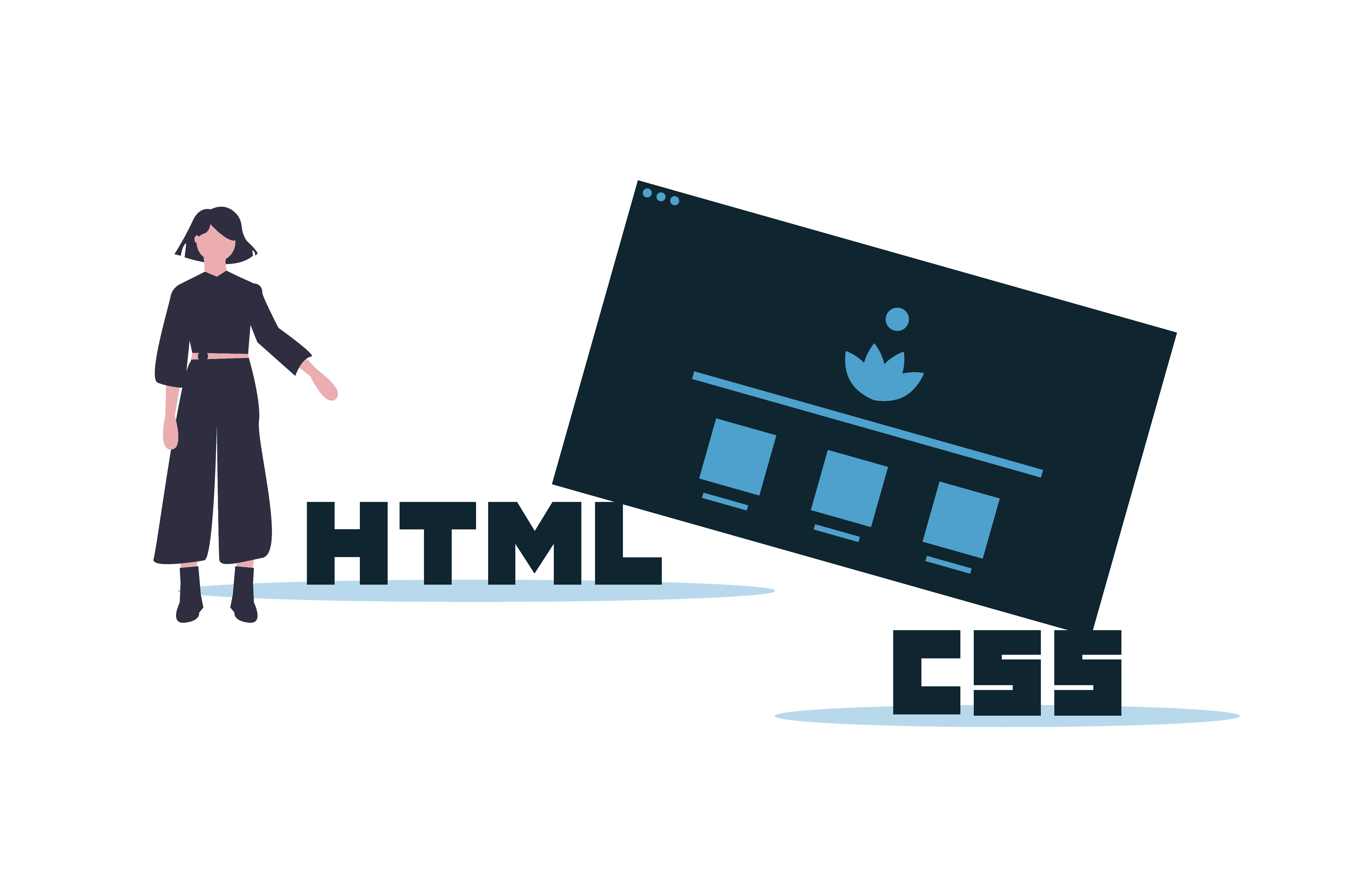 HTML CSS Icon-01