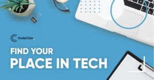 Find your place in tech