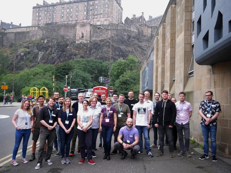 Edinburgh Cohort 33