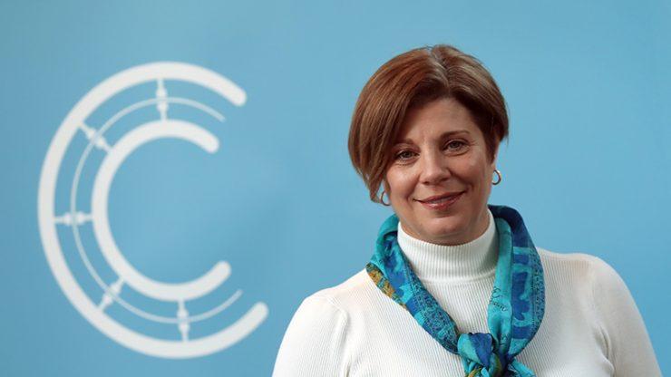 Melinda Matthews-Clarkson, CodeClan's CEO
