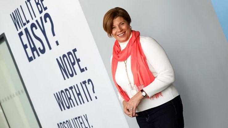 CodeClan CEO Melinda Matthews-Clarkson