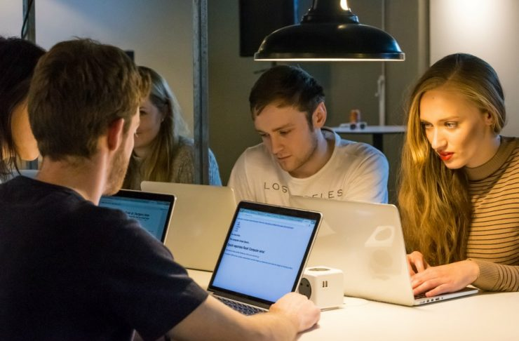 Coding on laptops